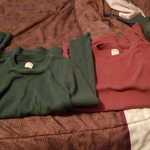 Mossimo thermals